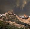ARCOS de la FRONTERA (CÁDIZ) (castillerozaldívar) Tags: españa castles andalucía spain medieval castillo castillos arcos fotonocturna pueblosblancos castillerozaldivar manuelzaldivar gádiz castillonº260