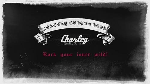 【Charley Guitars】Pro Sound Quality Guitar チャーリー ギター CHARLEY 电结他 찰리 기타 Чарли гитары