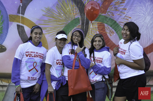 AHF Pharmacy at AIDS Walk LA