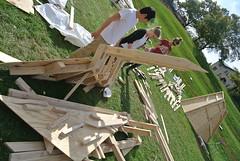 DSC_1605 (cmusoarch2016) Tags: clara wood light 2 lauren scale architecture feast project studio cmu jeremy tommy full final lee sterling shelter bard 2x4 plywood lu selin f12 krupsaw ergeneli