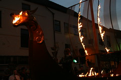 Preston Guild Torchlight Procession