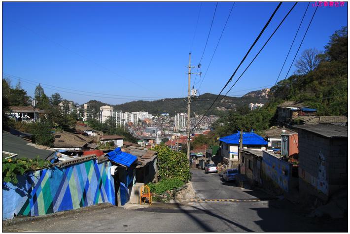 首爾弘濟洞螞蟻村개미마을