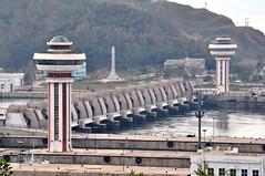 DSC_0662 (yackshack) Tags: travel nikon asia asien north korea explore barrage corea dprk coreadelnorte nordkorea nampo d5000 coredunord coreadelnord   dvrk