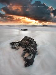 Watching the sunset (FredConcha) Tags: sunset rock sintra adraga sigma1020 nikond90 fredconcha