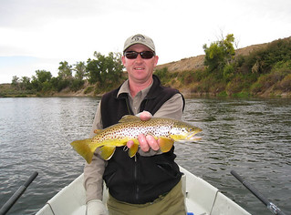 Montana Fishing Lodge - Bighorn River 14