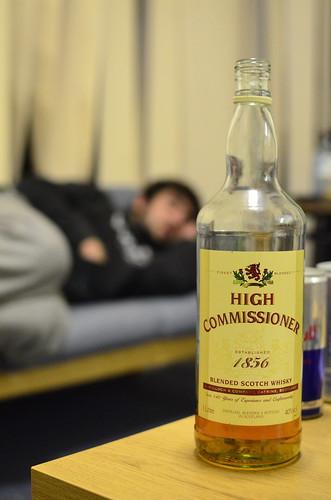whiskey life