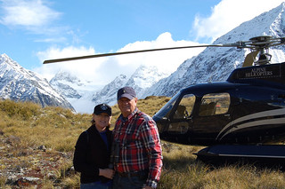 New Zealand Family Hunting Trip & Touring 5