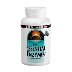 Source Naturals Essential Enzymes (FubaoHealth) Tags: essential enzymes