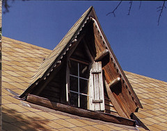 dormer window (Gary Zuker) Tags: