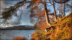 121102Menteith0609tmw (GeoJuice) Tags: scotland geography lakeofmenteith earthe terminalmoraine geojuice morainedammedlake lochlomondreadvance