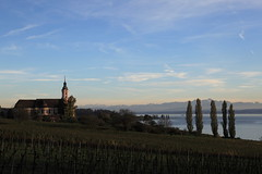 Tramonto Sul Lago Di Costanza. (Guido Barberis) Tags: world panorama lake church nature field digital canon landscape lago deutschland photography eos countryside is photo interesting flickr tramonto foto photographer d mark digitale country bob lindau natura chiesa campagna ii cielo di fields l carlo usm fotografia bodensee colori paesaggi konstanz brilliant guido ef f4 costanza paesaggio germania interessante fotografo giuseppe fotografi immagine mimmo obiettivo fotocamera 24105 novara briliant maurilio frezza anawesomeshot colorphotoaward flickraward canoniani canonisti worldwidelandscapes 5dmarkii flickrunitedaward leuropepittoresque allegrisinasceosidiventa flickrsportal anawsonmeshot