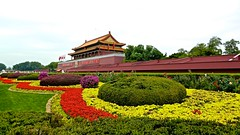 Entrance to the Forbidden City (Virginia Breedlove ) Tags: china beijing forbiddencity cultural peking worldheritage kultuur verbodenstad unescowerelderfgoed