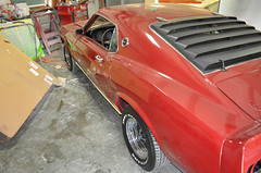 "S code 1969 Mustang Mach 1 390 4 speed Fastback • <a style=""font-size:0.8em;"" href=""http://www.flickr.com/photos/85572005@N00/8150720469/"" target=""_blank"">View on Flickr</a>"