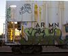IMG_5433 (bkuz2013) Tags: california railroad sunset graffiti unionpacific graff westcoast freight reefer freighttrain freights armn freightyard intheyard benching buildingamerica scor freighttraingraffiti