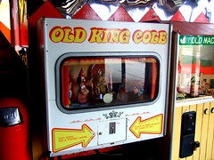 Old King Cole (Moments of Yesterday) Tags: beach blackpool amusements pleasure