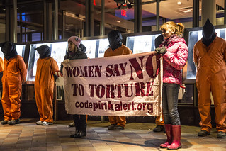 Witness Against Torture: Code Pink