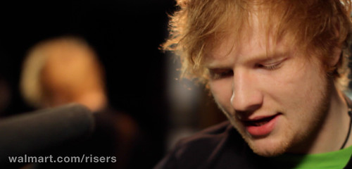 Ed Sheeran Performs On Walmart Soundchec by Lunchbox LP, on Flickr