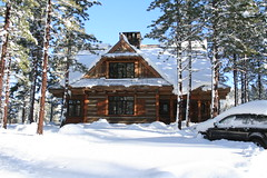 Zakopane Style Cabin in the Sierras (Bertramsca) Tags: wood stone architecture log cabin laketahoe logcabin chalet sierras woodenhouse highsierras viking stavechurch woodcarving vikingsholm teak zakopane hutte woodcarvings stavkirke portola metalroof vorwerk mountaincabin europeanarchitecture polisharchitecture alpinestyle alpinearchitecture parkitecture logstone nordicstyle grizzlyranch logandstone zakopaneinthesierras zakopanestyle alpinedecor