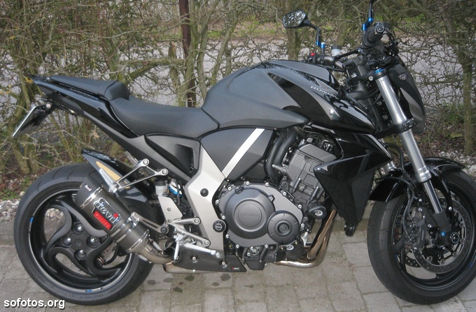 Foto da Honda CB1000R