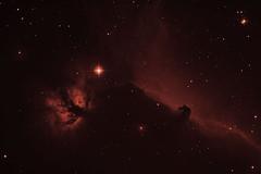 NGC2024+HorseHead Ha (ibmmt) Tags: astro Astrometrydotnet:status=solved Astrometrydotnet:id=supernova1261