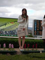 Rika Imai in Hanshin Racecourse3 DSCN6033 20081214