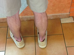 Hairy legs & sneakers in line (LarryJay99 ) Tags: hairy man sexy male men guy lines hair tile fur furry counter legs masculine manly leg guys sneakers dude footware dudes hairylegs stud studs pollotropical virile ilobsterit