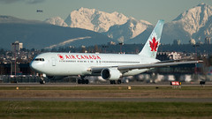 C-GHLV - Air Canada - Boeing 767-36N/ER (bcavpics) Tags: canada vancouver plane airplane britishcolumbia aircraft aviation boeing ac yvr airliner 767 aircanada bcpics cghlv
