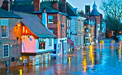 River Ouse Floods - York, England (Craig Greenwood) Tags: york uk travel winter holiday heritage history home archaeology nature water digital river boat nikon worship flickr raw colours roman unitedkingdom britain earth vibrant yorkshire victorian royal medieval tudor historic haunted clear holy crisp civilwar stunning historical british colourful nikkor dslr yorkminster shame minster northeast ouse hdr henryviii yorkcity floods northyorkshire saxon badweather flooded richardiii archbishop riverouse yorkcastle historicalcity historicalplace englishcivilwar yorkuk historictown historicaltown highwayman yorkengland 2013 margaretclitheroe stmarysabbeyyork yorkstreets yorkcitycentre richard3rd richardturpin nikond3100 walterdegrey