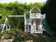 IMG_0723 (Swing Set Solutions) Tags: set play swings vinyl slide structure swing solutions playset polyvinyl