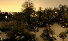 Snow in Highgate (njkobie) Tags: snow london pano panoramic highgate panos panoramics