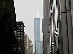 Trump International Hotel & Tower Chicago (debstromquist) Tags: chicago illinois downtown skyscrapers nye il newyearseve hotels theloop condos tallbuildings wabashadams trumpinternationalhoteltowerchicago