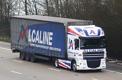 DAF XF GN10 CKA (gylesnikki) Tags: white truck artic alcaline