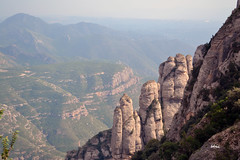 Quirks of nature (bbic) Tags: mountains spain monastery montserrat