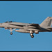 F/A-18E Super Hornet - 166872 / 210 - VFA-122 - US Navy