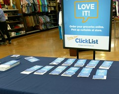 ClickList handouts (Jonesboro Marketplace Kroger) (l_dawg2000) Tags: 2014 apparel ar arkansas bakery caf clothing delicatessen food formermallsite grocery grocerystore jewelry jonesboro kroger marketplace marketplacedcor new produce retail throwback toys unitedstates usa
