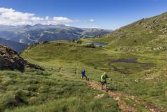 Estany del Querol, Principat d'Andorra (kike.matas) Tags: canoneos6d kikematas canonef1635f28liiusm estanydelquerol canillo andorra andorre principatdandorra pirineos paisaje montaas camino lago nubes nature excursin canon lightroom4