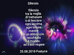Silenzio (Poetyca) Tags: featured image immagini e poesie sfumature poetiche poesia