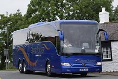 BF16XOY  Shearings, Wigan (highlandreiver) Tags: gretnagreen bf16xoy bf16 xoy shearings holidays coaches mercedes benz tourismo bus coach scotland scottish