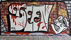 Den Haag Graffiti : STEEN (Akbar Sim) Tags: steen binckhorst denhaag thehague agga holland nederland netherlands graffiti akbarsim akbarsimonse