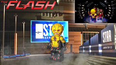 Lego The CW- Reverse Flash (I P R I M E I) Tags: lego thecw custom theflash reverse flash profesor zoom moc