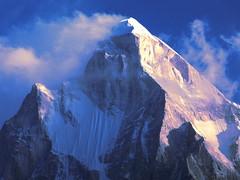 Mount Shivling (sandip23m) Tags: himalaya tapovan shivling