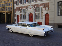 Cadillac Sedan de Ville 1960 / 1991 Deventer (willemalink) Tags: cadillac sedan de ville 1960 1991 deventer