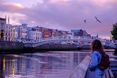 Evening Dublin (flipNfill@Sam Ginger) Tags: ireland dublin