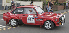 Ford Escort Rally Car (madktm) Tags: ford escort rally car respect bawtry 2016 canon sigma motor vintage motorcar automobile outdoor sportscar supercar
