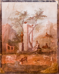 IMG_0080 (jaglazier) Tags: 1stcentury 1stcenturyad 2016 3rdstyle 72316 adults altars animals architecture attis buildings campania copyright2016jamesaglazier crafts cybele deciduoustrees frescoes goats gods grecoroman images italy july landscape mammals men museoarcheologiconazionale museoarcheologiconazionaledinapoli naples napoli national nationalarchaeologicalmuseum nazionale painting pomepii religion religions rituals roman sheep trees archaeology art dogs eunuchs fresco goddesses idols landscapes mountains rural rustic shepherds temples wallpainting