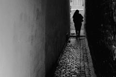 Rue Haute (Eero Capita) Tags: black white ruelle street marolles rue haute hoogstraat bw nikon 5100 1020 sigma dx bruxelles brussels