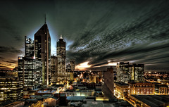 NightPerth (m4th3w) Tags: perth wa western australia night cityscape top20flickrskylines