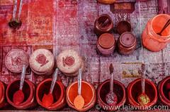 Kali Temple (laiavinas.bcn) Tags: india calcuta kolkata kali kalitemple ofrenda rojo red rouge