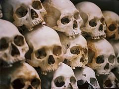 Do not forget (Gonzalo Campos Garrido) Tags: cambodia camboye camboya travel viaje 35mm film vida vderano pse ong phnom penh skull killingfields kodak portra160 portra iso160