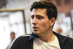 Jacob Ifan plays Darnary (TheatreCloud) Tags: a tale two cities charles dickens twocitiestour uk theatre tour 2018 play adaptation rehearsals rehearsal shots first look james dacre